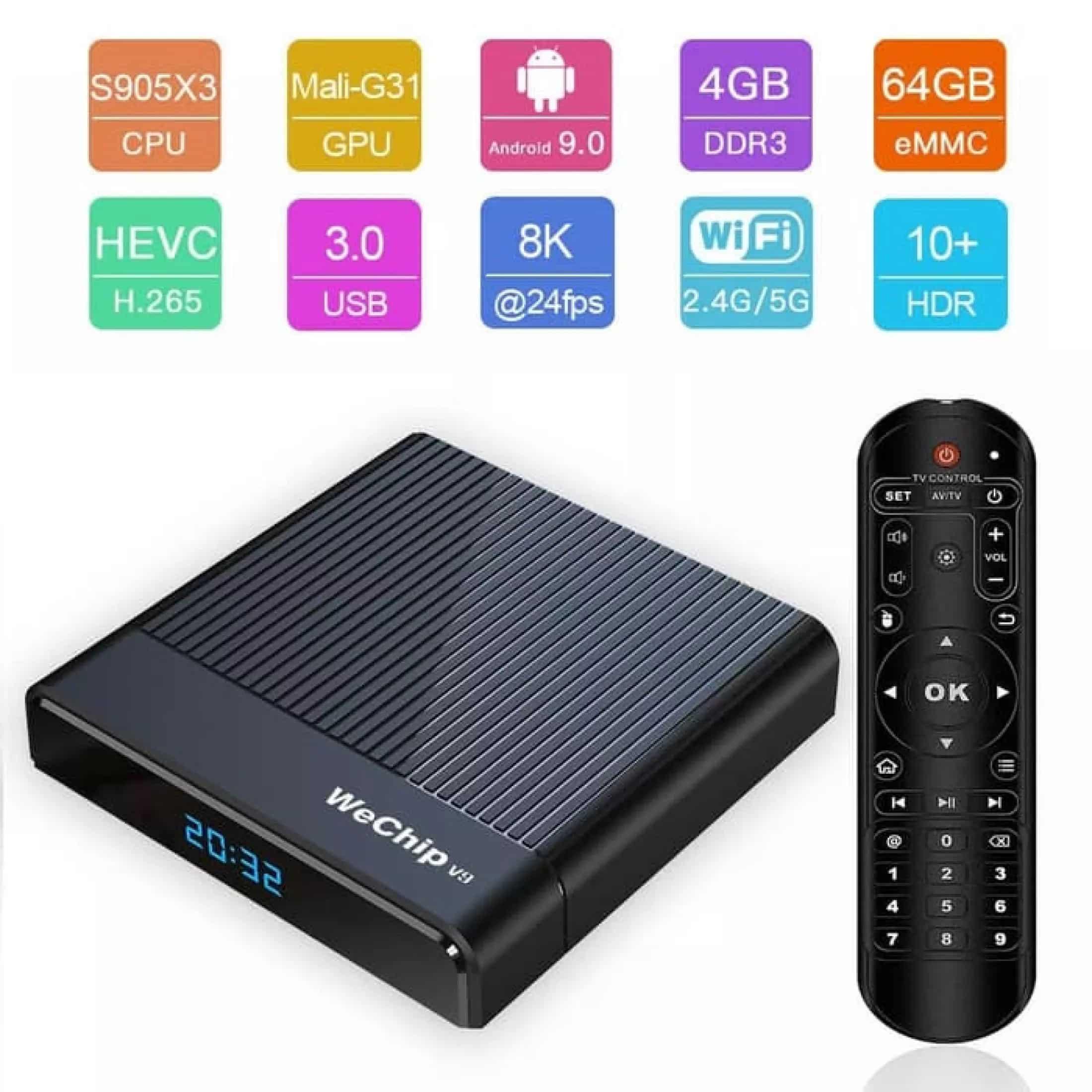 Amlogic-S905X2-8K-Ultra-HD
