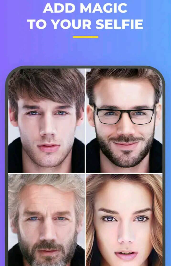FaceApp-All-Face-Editor