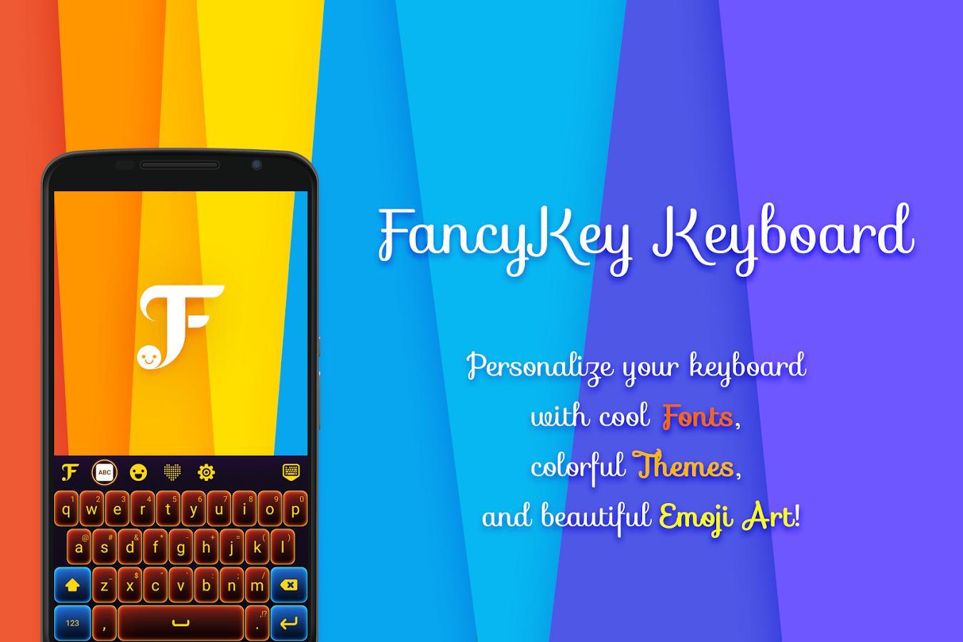 FancyKey-Keyboard-Cool-Fonts