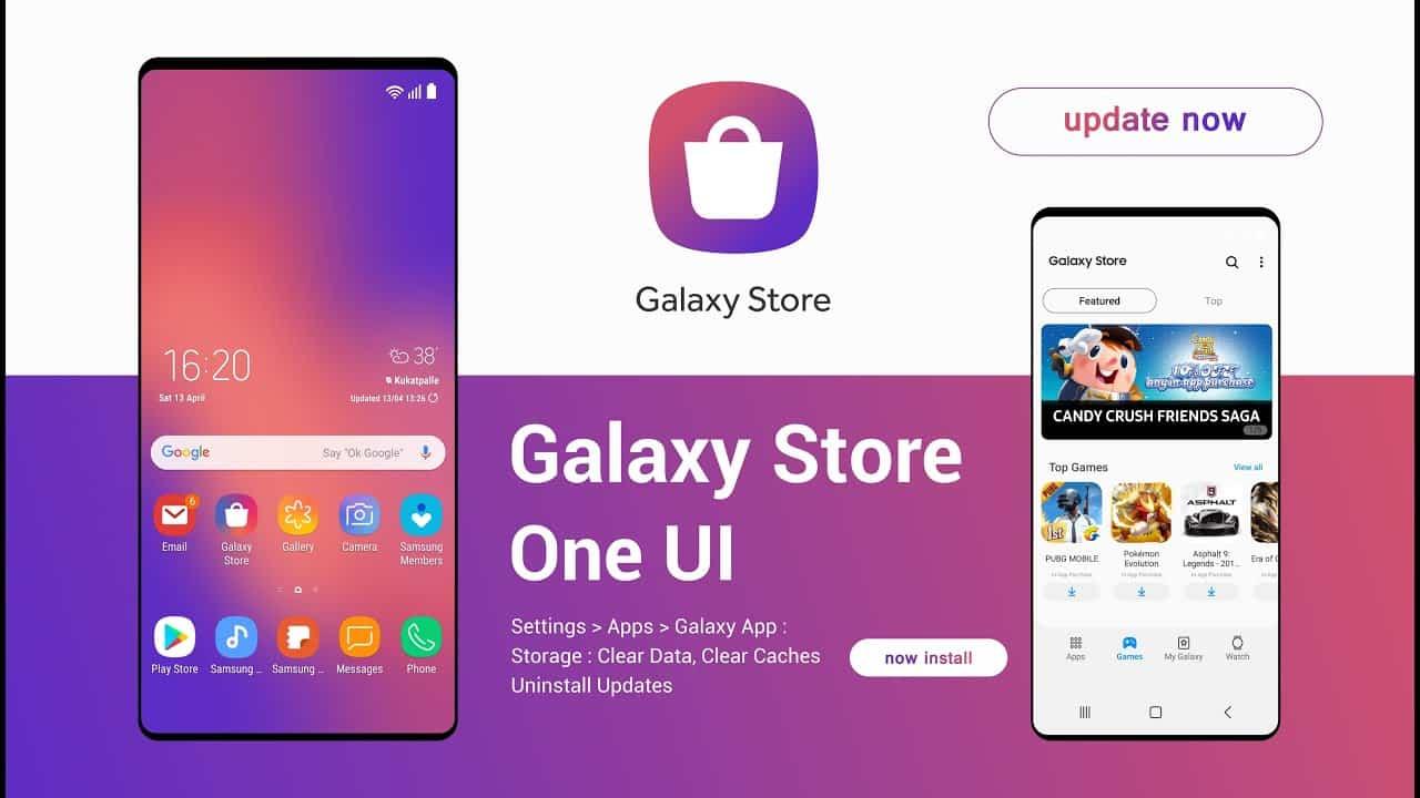 Galaxy-Store