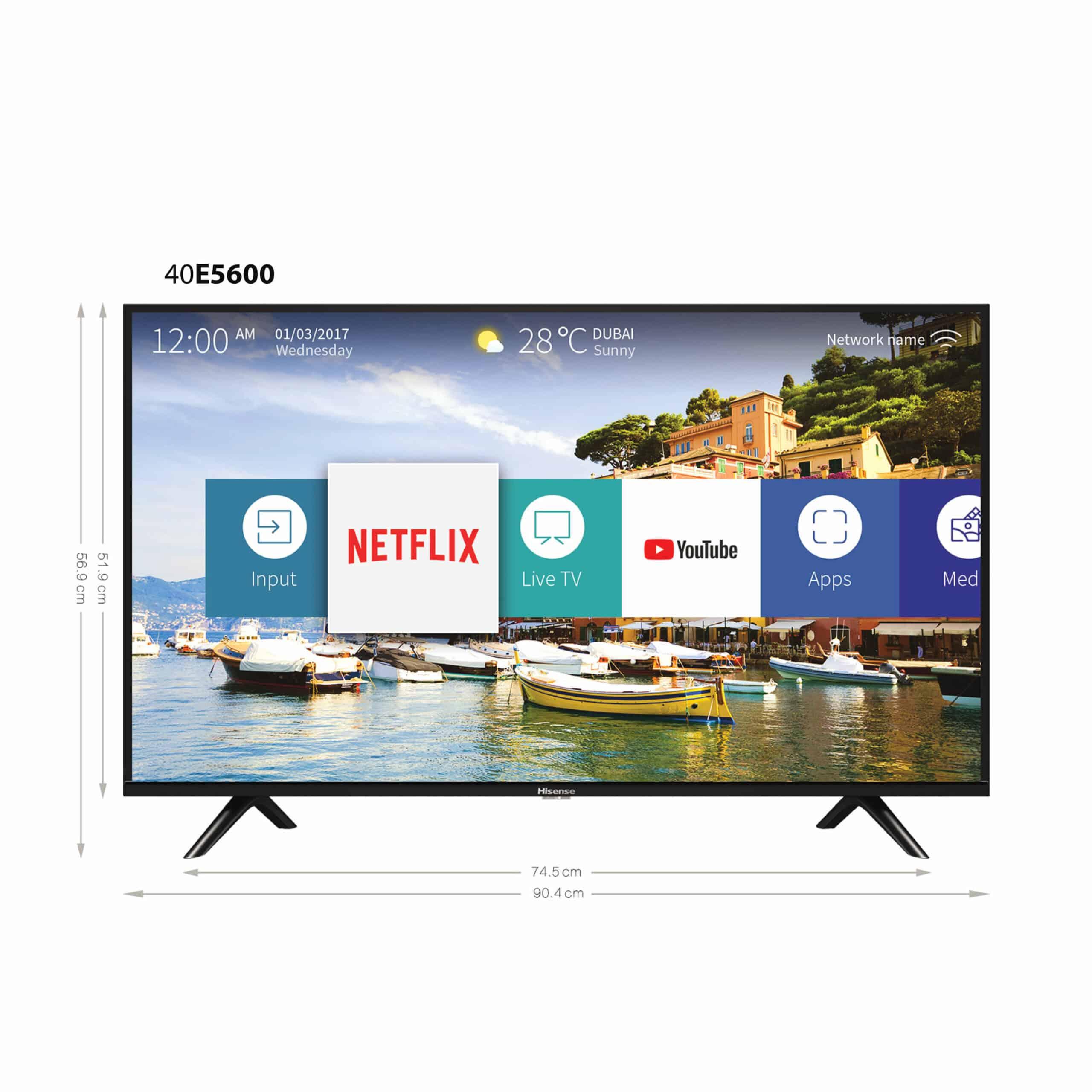 Hisense-Smart-TV-40E5600EX