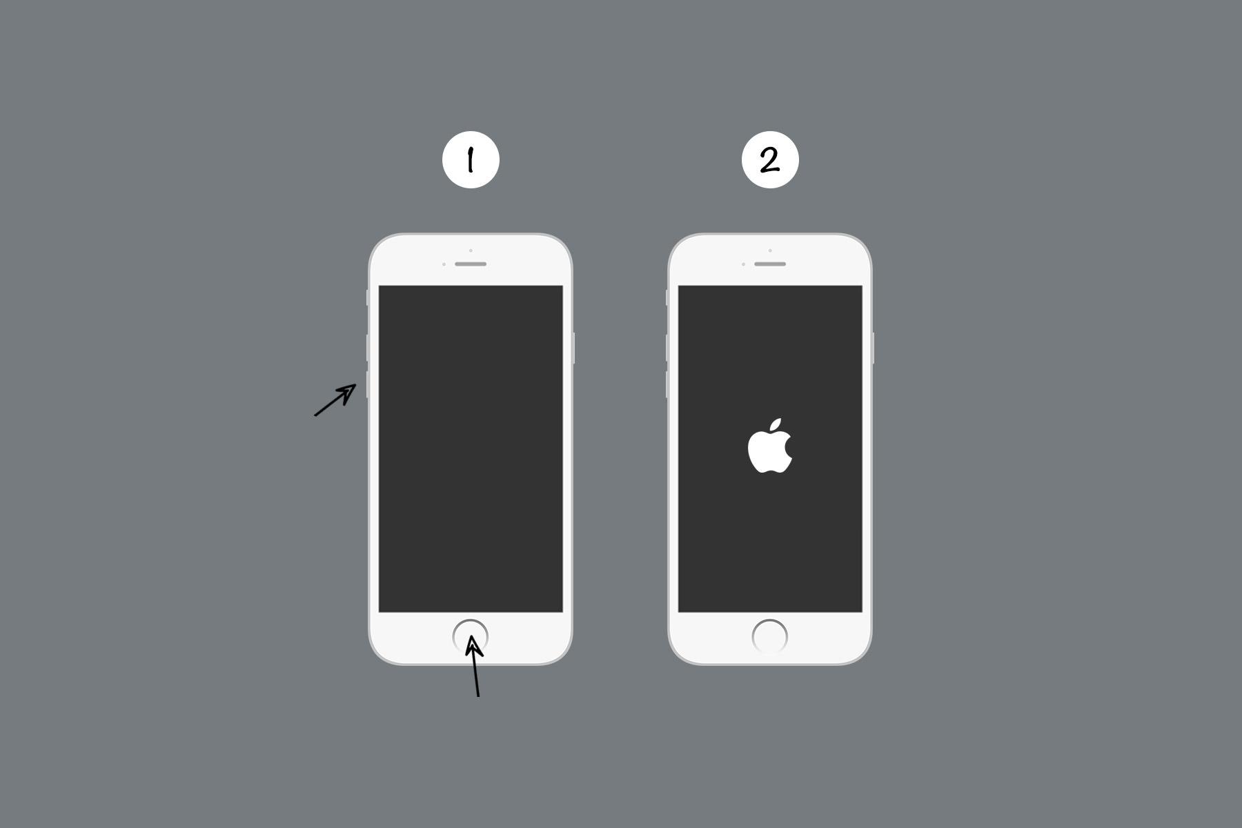 Setelah-itu-layar-iPhone-akan-berwarna-hitam-sementara-waktu.-Kalau-sudah-seperti-ini-Anda-harus-melepas-tangan-dari-kedua-tombol-home-and-sleep
