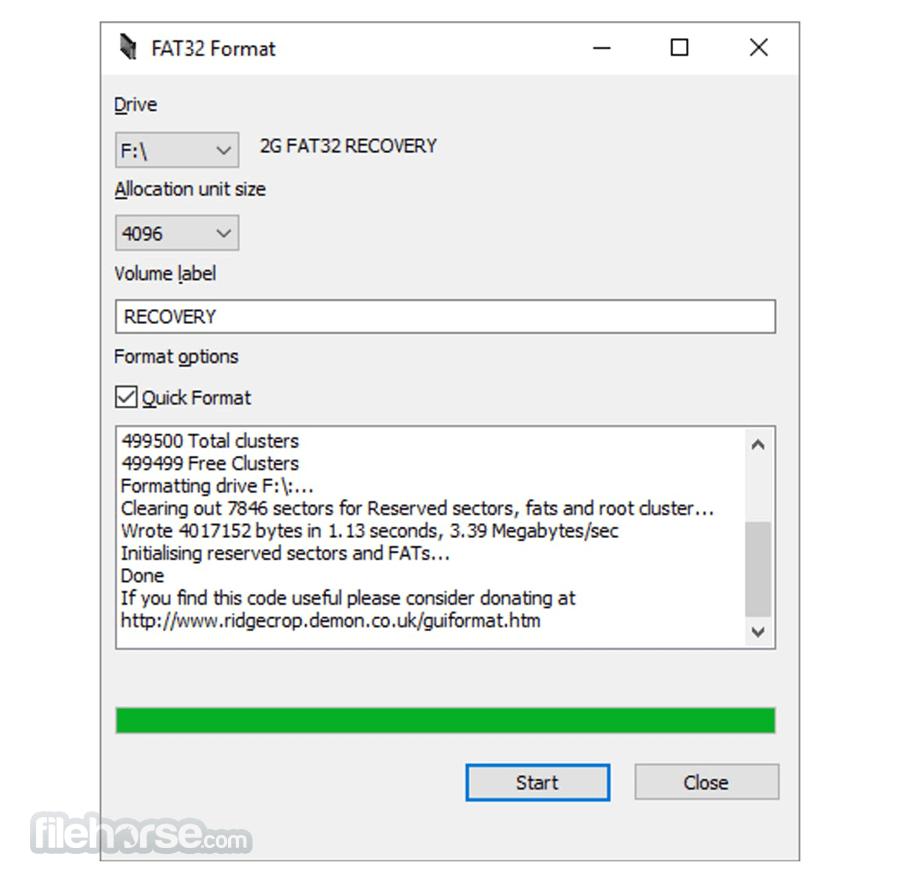 Ubah-nama-file-system-menjadi-FAT32-dan-klik-start